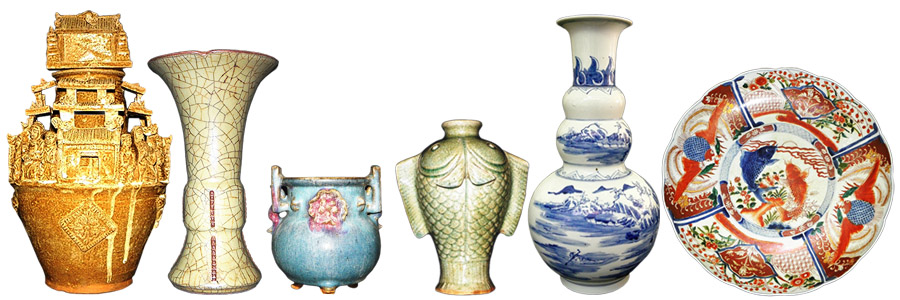Brian Stephenson Chinese Ceramics