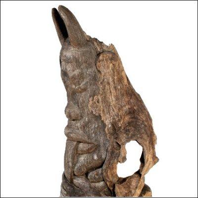 Dayak Kaharingan sculpture